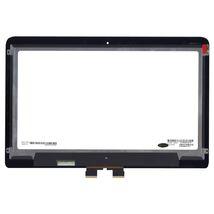 Матрица с тачскрином (модуль) для ноутбука HP Spectre XT 13T-3000 черный