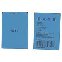 Оригинальная аккумуляторная батарея для UMI ROME 3.8V Black 2500mAh 6.6Wh