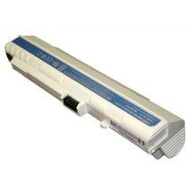 Усиленная аккумуляторная батарея для ноутбука Acer UM08A31 Aspire One ZG-5 11.1V White 7800mAh OEM