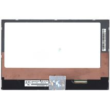 "Матрица для планшета 10,1"", Normal (стандарт), 40 pin (снизу справа), 1280x800, Светодиодная (LED), без креплений, глянцевая, HannStar, HSD101PWW1 A00 rev.2"