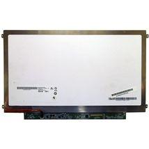"""Матрица для ноутбука 13,3"""", Slim (тонкая), 40 pin (снизу справа), 1366х768, Светодиодная (LED), крепления слева\справа, глянцевая, AU Optronics (AUO), B133XW01 V.2"""