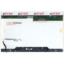 "Матрица для ноутбука 14,1"", Normal (стандарт), 30 pin широкий (сверху справа), 1440x900, Ламповая (1 CCFL), без креплений, матовая, AU Optronics (AUO), B141PW01 v.1"