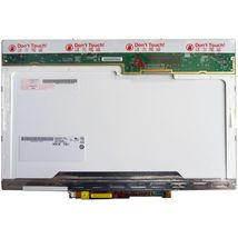 "Матрица для ноутбука 14,1"", Normal (стандарт), 30 pin широкий (сверху справа), 1440x900, Ламповая (1 CCFL), без креплений, глянцевая, AU Optronics (AUO), B141PW01 V.2"