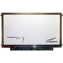 "Матрица для ноутбука 13,3"", Slim (тонкая), 40 pin (снизу справа), 1366х768, Светодиодная (LED), крепления слева\справа (1о), матовая, AU Optronics (AUO), B133XW01 V.3"