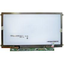"""Матрица для ноутбука 13,3"""", Slim (тонкая), 40 pin (снизу справа), 1366х768, Светодиодная (LED), крепления слева\справа (1о), глянцевая, AU Optronics (AUO), B133XW01 V.7"""