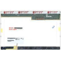 "Матрица для ноутбука 14,1"", Normal (стандарт), 30 pin широкий (сверху справа), 1280x800, Ламповая (1 CCFL), без креплений, глянцевая, AU Optronics (AUO), B141EW02 V.3"