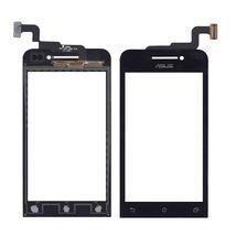 Тачскрин (Сенсорное стекло) для смартфона Asus ZenFone 4 (A400CG) черное