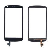 Тачскрин (Сенсорное стекло) для смартфона Acer Liquid E1 V360 черное