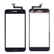 Тачскрин (Сенсорное стекло) для смартфона Asus PadFone S (PF500KL) черное