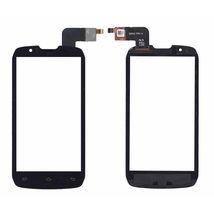 Тачскрин (Сенсорное стекло) для смартфона DNS S4502 черный