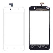 Тачскрин (Сенсорное стекло) для смартфона Fly IQ446 Magic белый
