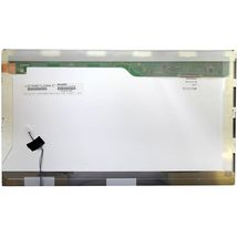 "Матрица для ноутбука 16,4"", Normal (стандарт), 30 pin (снизу слева), 1600x900, Ламповая (1 CCFL), без креплений, глянцевая, Sharp, LQ164D1LD4A C"