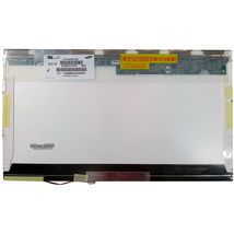 "Матрица для ноутбука 16,0"", Normal (стандарт), 30 pin (снизу слева), 1366x768, Ламповая (1 CCFL), без креплений, глянцевая, Samsung, LTN160AT02"