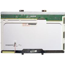 "Матрица для ноутбука 15,4"", Normal (стандарт), 30 pin (снизу слева), 1280x800, Ламповая (1 CCFL), крепления сверху/снизу, глянцевая, AU Optronics (AUO), B154EW01 V.9"
