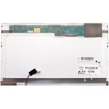 "Матрица для ноутбука 15,6"", Normal (стандарт), 30 pin (снизу слева), 1366x768, Ламповая (1 CCFL), без креплений, глянцевая, LG-Philips (LG), LP156WH1-TLC1"