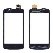 Тачскрин (Сенсорное стекло) для смартфона Fly IQ4490 Era Nano 4 черный