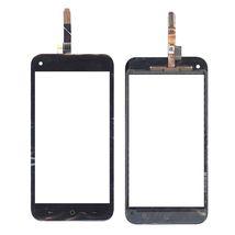 Тачскрин (Сенсорное стекло) для смартфона HTC First PM33100 c черный