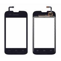 Тачскрин (Сенсорное стекло) для смартфона Huawei Ascend Y210 черный