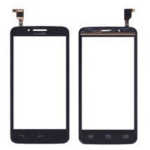 Тачскрин (Сенсорное стекло) для смартфона Huawei Ascend Y511 черный