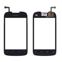 Тачскрин (Сенсорное стекло) для смартфона Huawei U8650 Sonic черный