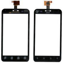 Тачскрин (Сенсорное стекло) для смартфона ZTE V807 Blade C YZ-CTP465-FPC-V1 черный