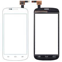 Тачскрин (Сенсорное стекло) для смартфона ZTE V829 белый