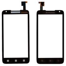 Тачскрин (Сенсорное стекло) для смартфона Lenovo A526 черный