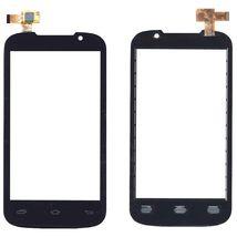 Тачскрин (Сенсорное стекло) для смартфона Prestigio MultiPhone 3400 DUO черный