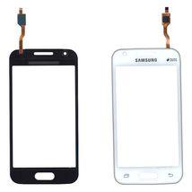 Тачскрин (Сенсорное стекло) для смартфона Samsung Galaxy Ace 4 SM-G313F белый