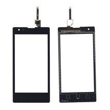 Тачскрин (Сенсорное стекло) для смартфона Xiaomi Red Rice 1s черный