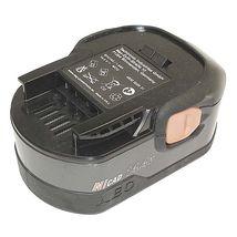 Аккумулятор для шуруповерта AEG B1414G 1.4Ah 14.4V черный