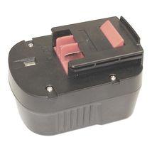 Аккумулятор для шуруповерта Black&Decker A12 2.0Ah 12V черный