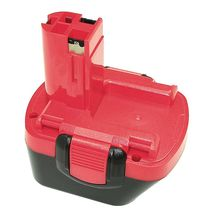 Аккумулятор для шуруповерта Bosch 2607335262 1.5Ah 12V красный