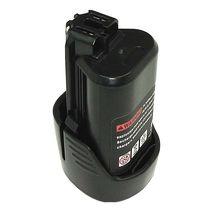 Аккумулятор для шуруповерта Bosch BAT411A 2.0Ah 10.8V черный