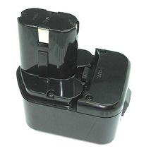 Аккумулятор для шуруповерта Hitachi EB1212S, EB1214L, EB1214S, EB1220BL, EB1220HL 2.0Ah 12V черный