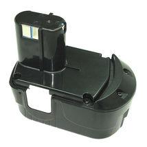 Аккумулятор для шуруповерта Hitachi EB 1812S CJ18DL 2.1Ah 18V черный Ni-Mh