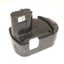 Аккумулятор для шуруповерта Hitachi EB 1812S CJ18DL 3.0Ah 18V черный Ni-Mh