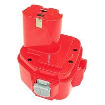 Аккумулятор для шуруповерта Makita 1220 1050D 1.3Ah 12V красный Ni-Cd