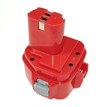 Аккумулятор для шуруповерта Makita 1220 1050D 2.1Ah 12V красный Ni-Mh