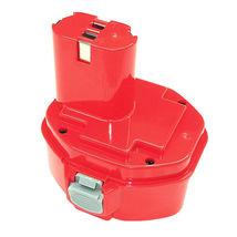 Аккумулятор для шуруповерта Makita 1433 1051D 1.3Ah 14.4V красный Ni-Cd