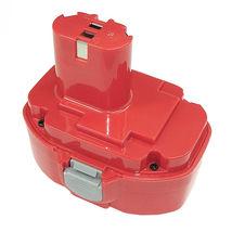 Аккумулятор для шуруповерта Makita 1822 5046DWDE 3.3Ah 18V красный Ni-Mh