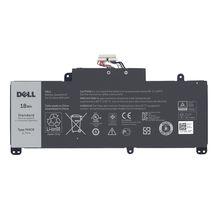 Оригинальная аккумуляторная батарея для планшета Dell 74XCR Venue 8 Pro 3.7V Black 4960mAhr 18Wh
