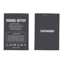 Оригинальная аккумуляторная батарея для смартфона DOOGEE BAT16484000 X5 Max 3.8V Black 4000mAh 15.2Wh