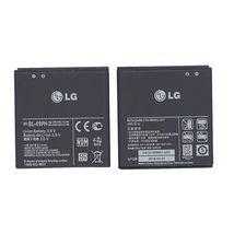 Аккумуляторная батарея для смартфона LG BL-49PH 3.7V F120 Black 1700mAh 6.5Wh
