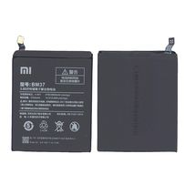 Аккумуляторная батарея для смартфона Xiaomi BM37 Mi 5s Plus 3.85V Black 3700mAh 14.44Wh