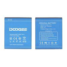 Оригинальная аккумуляторная батарея для Doogee X5, X5C, X5 Pro 3.7V Blue 2400mAh 8.88Wh