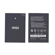 Аккумуляторная батарея для смартфона INOI 1070618003398 3 Power 3.8V Black 3500mAh 13.3Wh