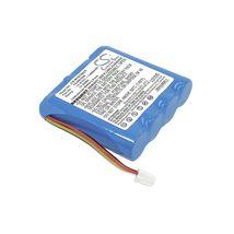 Аккумулятор для пылесоса Moneual CS-MYR750VX Rydis MR7700 Blue 1400mAh 12.8V