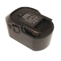 Аккумулятор для шуруповерта AEG B1414G 3.0Ah 14.4V черный