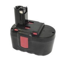 Аккумулятор для шуруповерта Bosch 2 607 335 268, BAT030, BAT031 Ni-CD 2.0Ah 24V черный